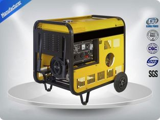Cina Gp460 Portable Generator Sets 7.5 Kva ,  26 A Current Single Phase Genset pemasok