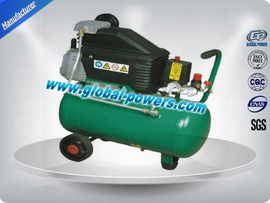 Cina 600W Mobile Piston Air Compressor Low Vibration With 2 Years Warranty pabrik