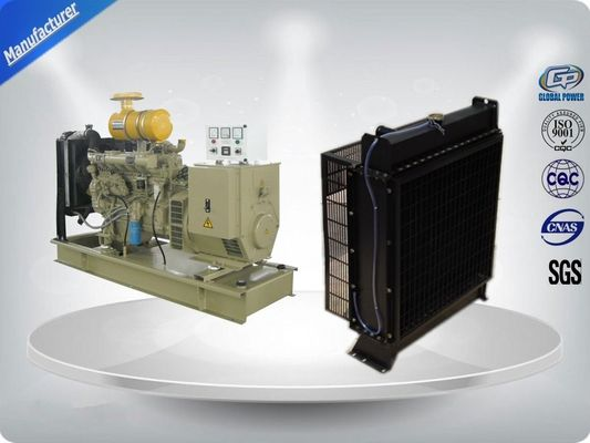 Cina Water Cooling Cycle 4 Stroke Diesel Generator Set Reliable Speed Controllers pabrik