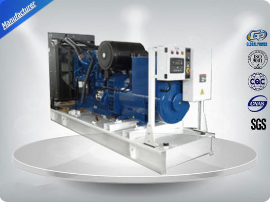 Cina 300 KVA 6 Silinder air didinginkan generator diesel Set, Electric Start Generator Distributor